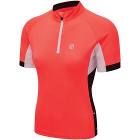 Dare 2b Expound II Jersey Dames, fiery coral